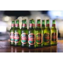 Bière chinoise Tsingtao en bouteille 330ml