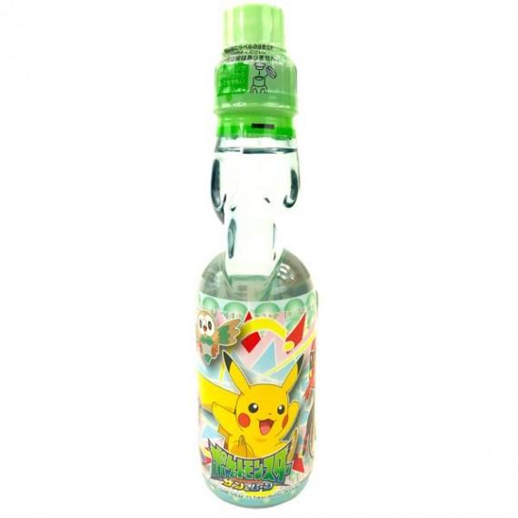Ramune Limonade Japonaise à Pokémon Pikachu 200ml