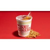 Nissin Cup Noodle Boeuf 64g