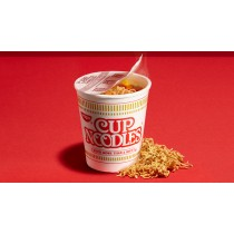 Nissin Cup Noodle Curry 64g