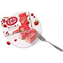 KitKat Edition Limitée Au Goût De Fraises Amande 144g