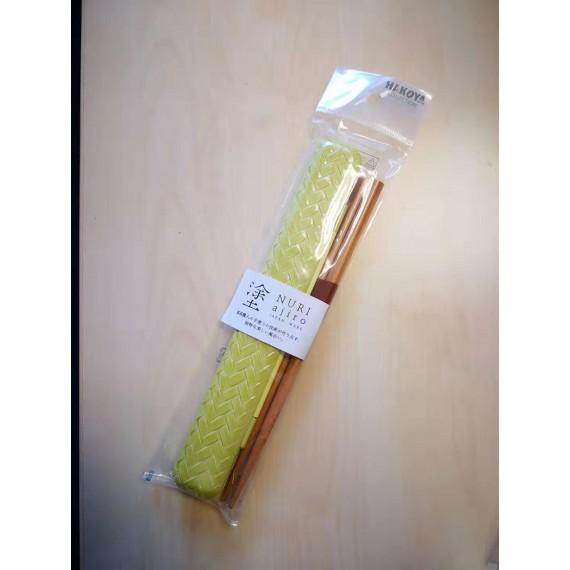 baguettes couleur unie jaune