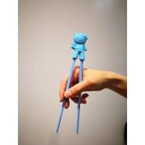 baguette pour débutants Hello Kitty bleu