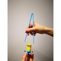 baguette pour débutants les minions bleu