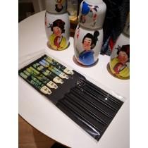 baguette kit 5 paires