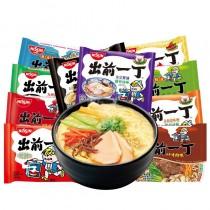 Nissin saveur sauce de soja de tokyo demae ramen 100g