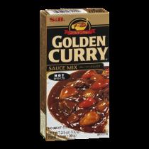 Curry japonais fort en bloc S&B 92g