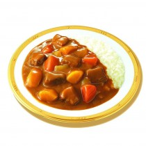 Curry japonais fort en bloc S&B 92g