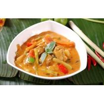 Pâte de curry Panang 50g marque Coq