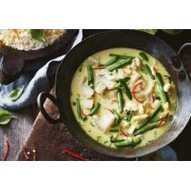 Pâte de curry vert 50g marque coq