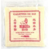 Galette de riz lion brand 19cm 400g
