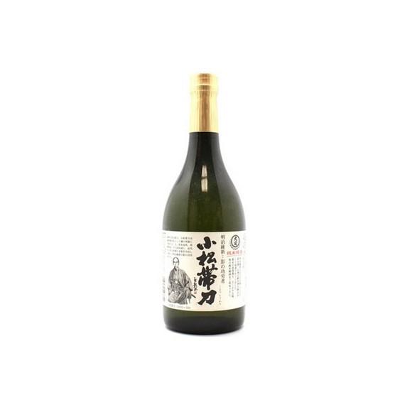 Saké Komatsu Tatewaki OZEKI 14.80% 720ml - mon panier d'asie