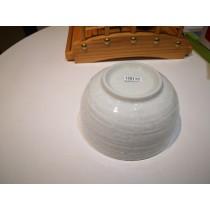 Bol en porcelaine blanche 13*7cm