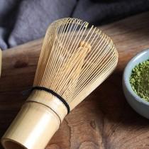 Fouet à thé en bambou 80 prongs