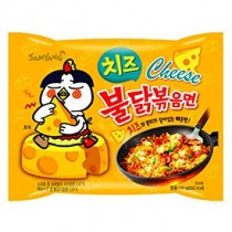 Hot chicken flavored ramen Cheese 140g