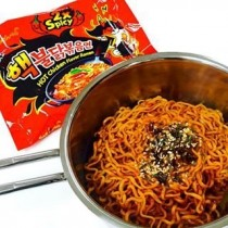 Hot chicken flavored ramen 2*spicy 140g