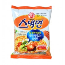 Snack Ramen OTTOGI 108g - mon panier d'asie