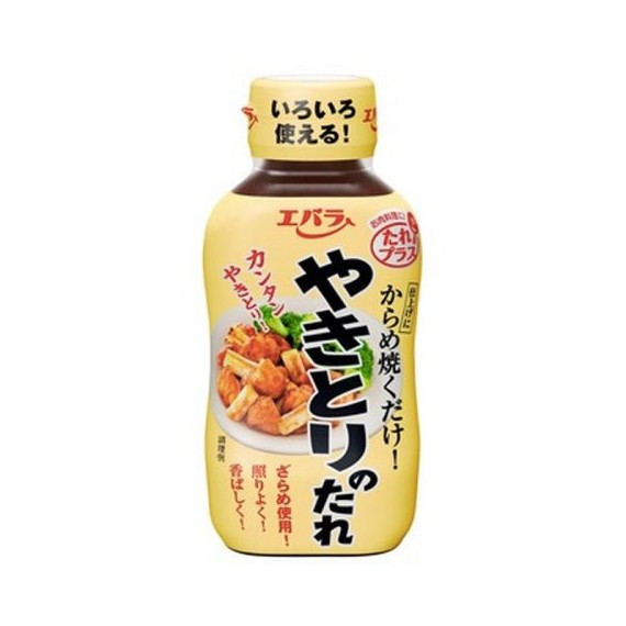 sauce ebara yakitorino tare pour la viande grillée 240g