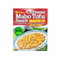 Sauce Mapo tofu medium hot HOUSE 150g / 4 sachets