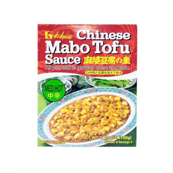 Chinese Mabo tofu sauce 4 sachets 150g