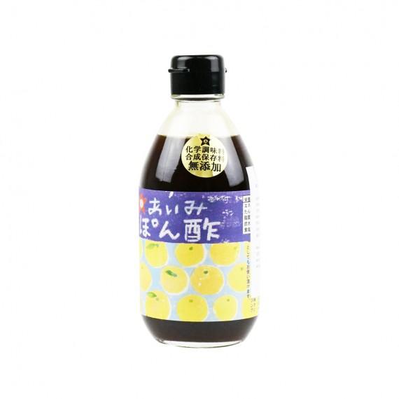 Sauce Vinaigré Ponzu Au Yuzu 300ml - mon panier d'asie