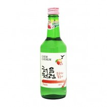 Chum Churum soju pêche 12% 360ml