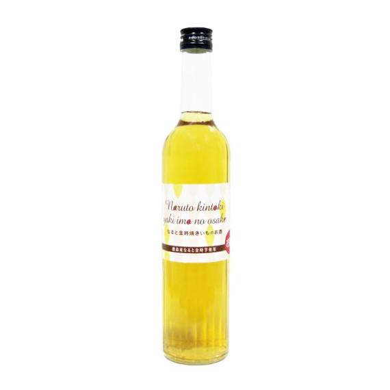 liqueur à la patate douce nissin naruto kintoki yakimo no osake 8% 500ml - mon panier d'asie