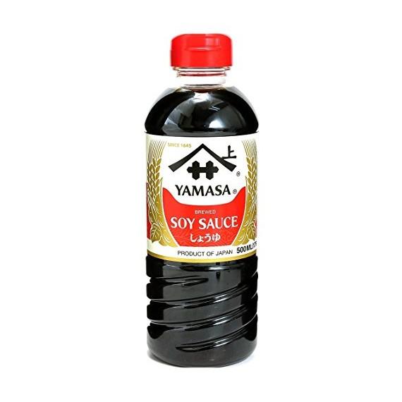 Sauce de soja fancy YAMASA 500ml - mon panier d'asie
