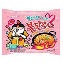 Hot chicken flavored ramen Cheese 130g