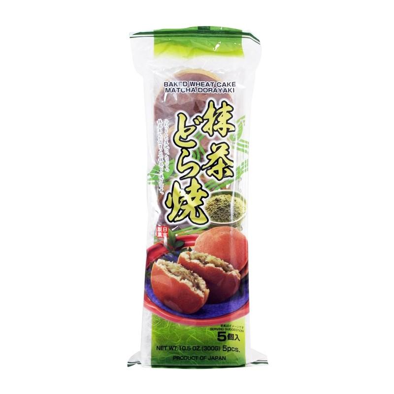 dorayaki pancake japonais fourr au th vert 300g mon. Black Bedroom Furniture Sets. Home Design Ideas