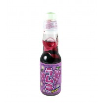 Limonade japonaise au raisin noir 200ml