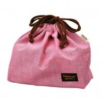 sac à bento rose - mon panier d'asie