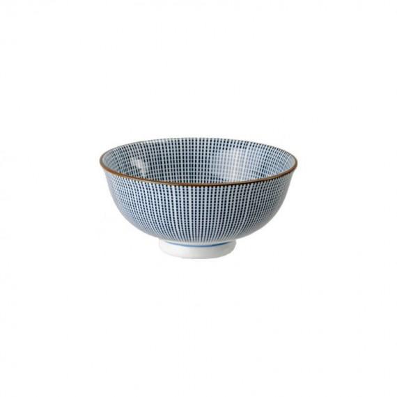 Tokyo Design Studio Sendan Tokusa Blue Bol Ø 11,8 cm - mon panier d'asie