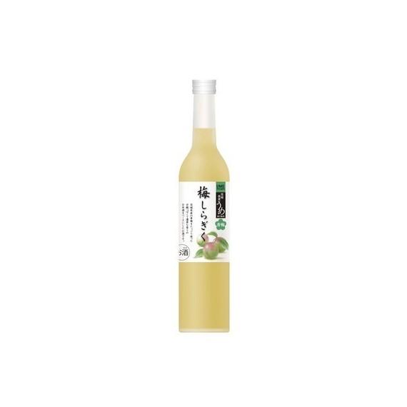 Boisson spiritueuse à la prune verte Shiragiku 13% 500ml - mon panier d'asie