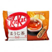 KitKat mini goût hojicha thé torréfié 12pcs