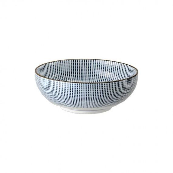 Tokyo Design Studio Sendan Tokusa Blue Bol Ø 15,3 cm - mon panier d'asie
