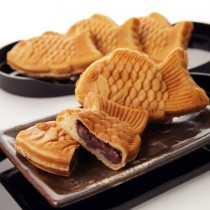 Taiyaki aux haricots rouges 180g