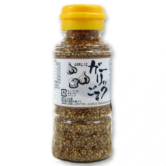 Graines de sésame parfumés à l'ail TOHO 80g - mon panier d'asie