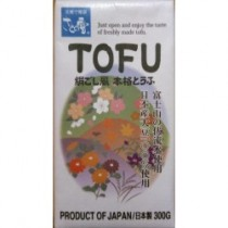 Tofu soft rouge Morinaga 340g - mon panier d'asie