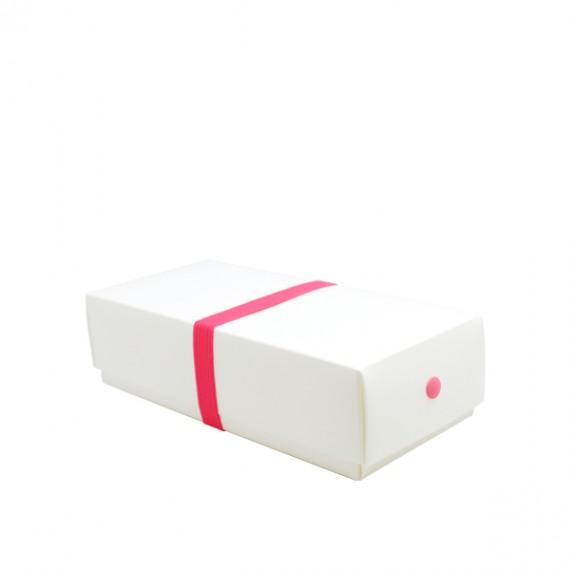 Bento HOSHO rose taille S 410cc - mon panier d'asie