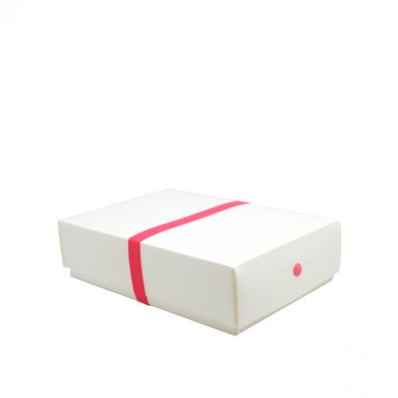 Bento HOSHO rose taille M 620cc - mon panier d'asie