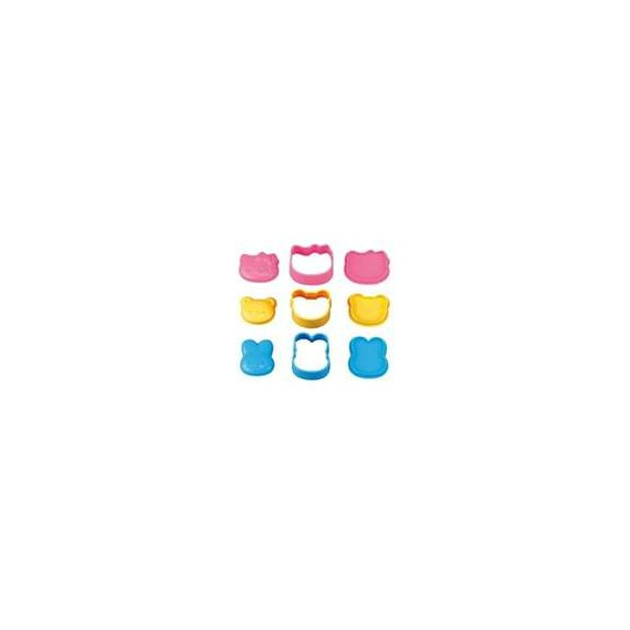 Moule pour Onigiri Hello Kitty - mon panier d'asie