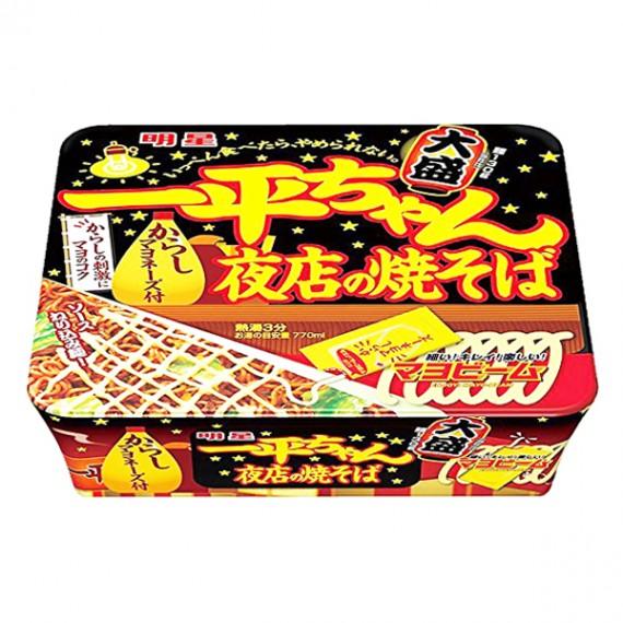 MYOJOU ippeichan yomise no yakisoba 135g - mon panier d'asie