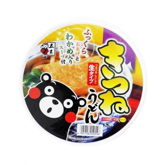 ITSUKI Cup Kitsune udon 166g - mon panier d'asie