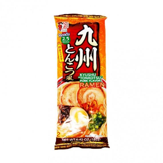 ITSUKI Kyushu Tonkotsufu Ramen 182g - mon panier d'asie