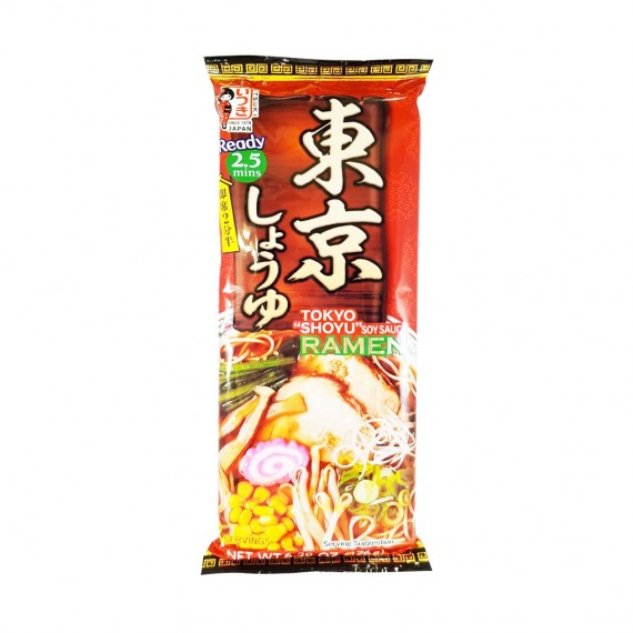 ITSUKI Tokyo Shoyu Ramen 176g - mon panier d'asie