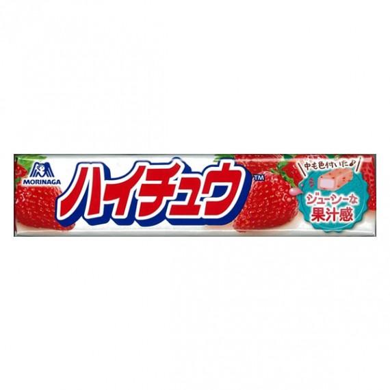 HI-CHEW fraise 55g - mon panier d'asie