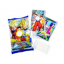 Dragon Ball Super Card & Chewing Gum TOP SEIKA 10g