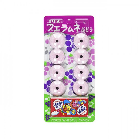 CORIS Whistle Candy - Grape 30g - mon panier d'asie