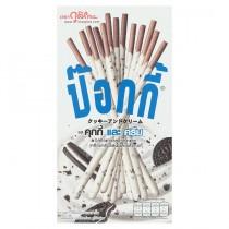 Pocky goût lait et biscuit, Glico (Thaïlande) 45 g - mon panier d'asie